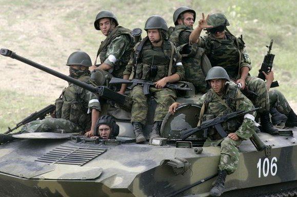 Агентура нашла признаки подготовкиРФ кнаступлению наДонбассе