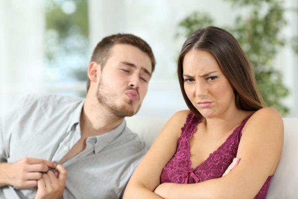 Боли у женщины при отсутствии секса