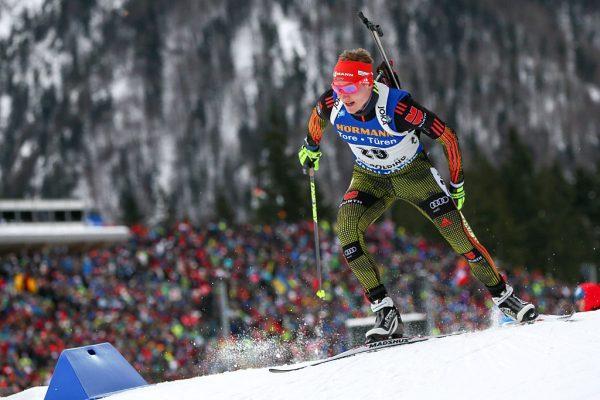 Тюменский биатлонист Гараничев вошел в 10-ку наилучших спринтеров наЧМ