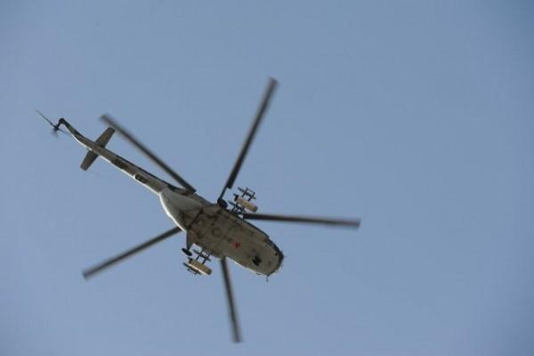 Размещен список находившихся наборту упавшего наАлтае вертолета