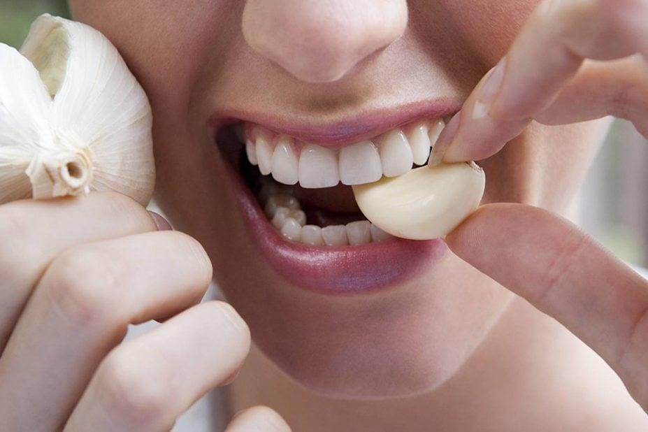 как избавиться от запаха аджики изо рта