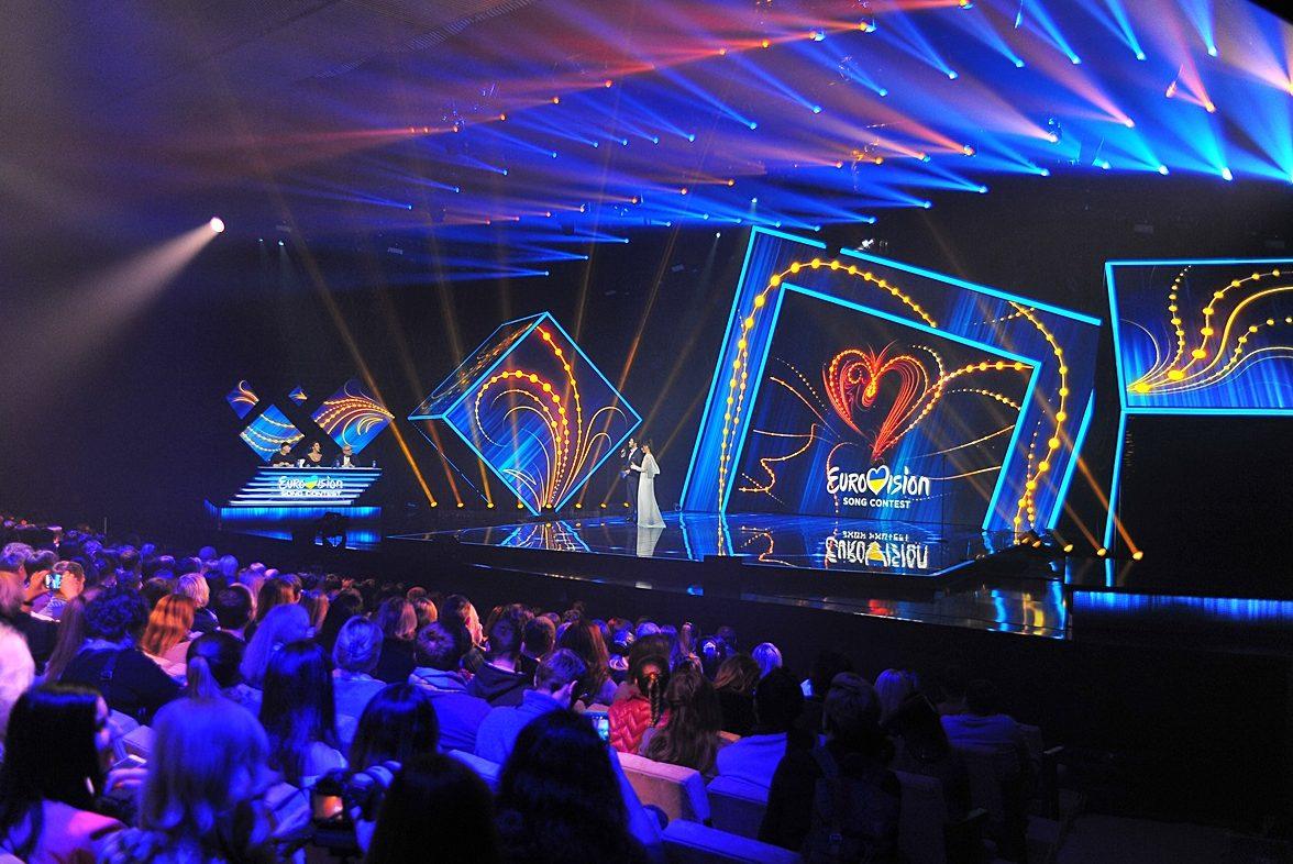 Пошутили про Евровидение и Украину
