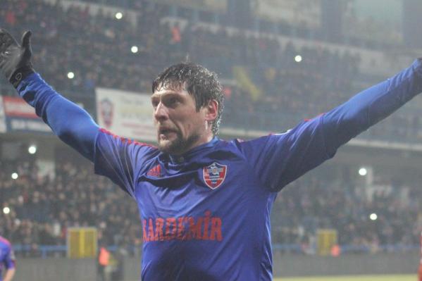 Селезнев забил гол исделал ассист за«Карабюкспор»