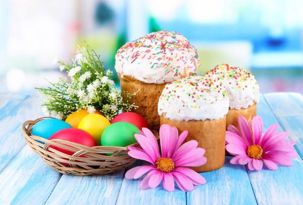 Страсний тиждень: коли пекти паски і фарбувати яйця на Великдень