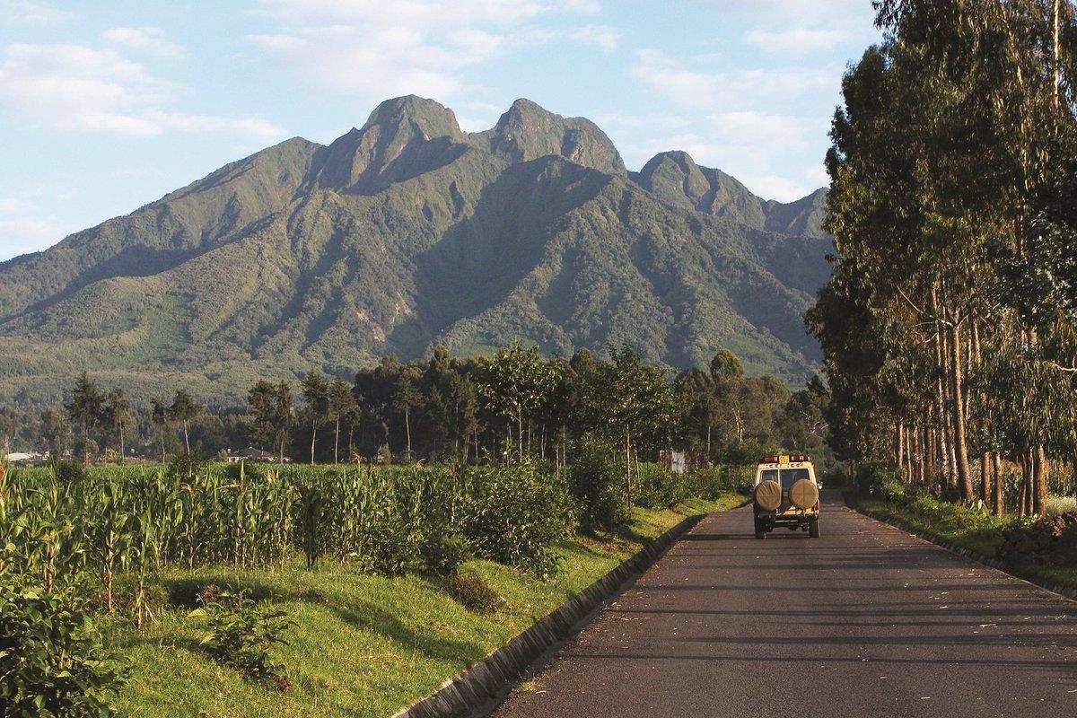 types of land use in rwanda