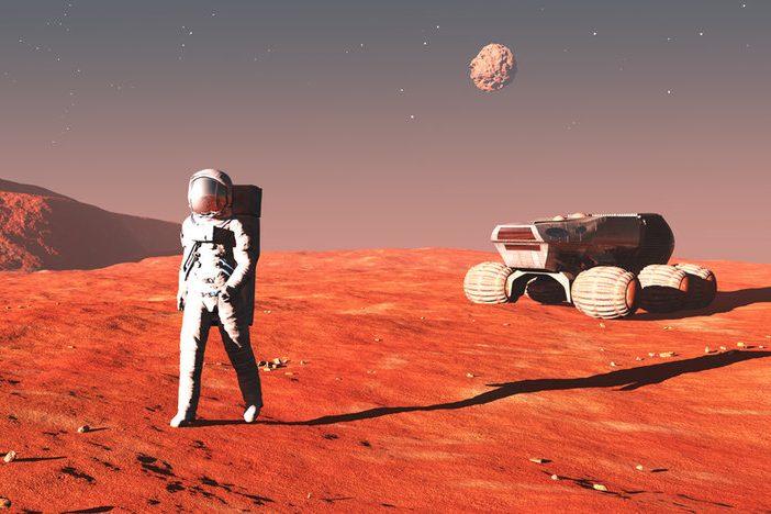 Ученые раскрыли главную проблему, препятствующую колонизации Марса