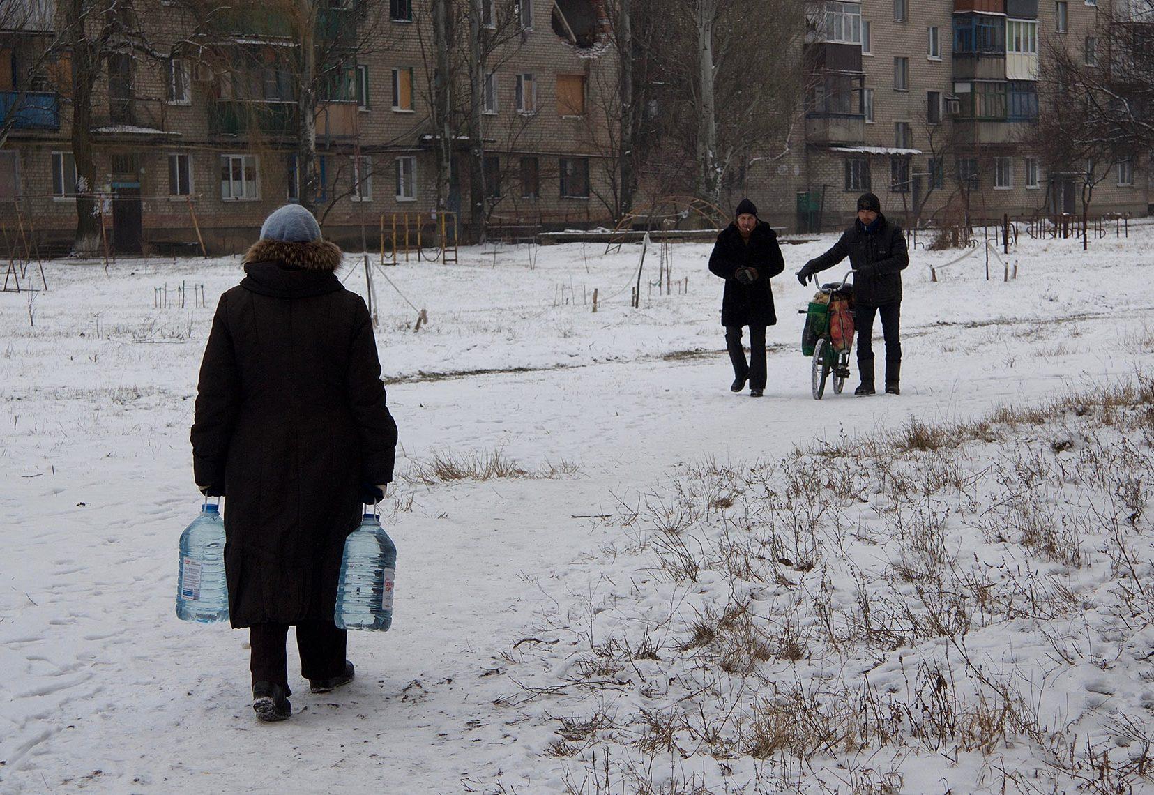 НаДонецкой фильтровальной станции нет угрозы экологической катастрофы— Жебривский