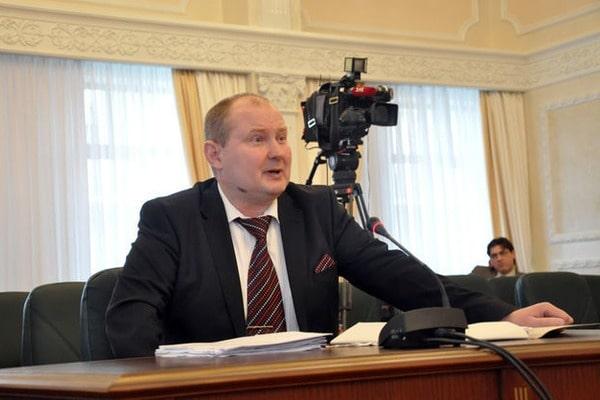 Сарган: ВМолдове задержали судью Чауса
