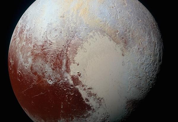Астрономы: НаПлутоне выявлен органический туман