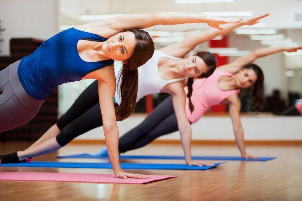 Упражнения для похудения в животе и талии