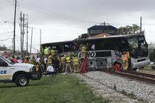 Аварія поїзда