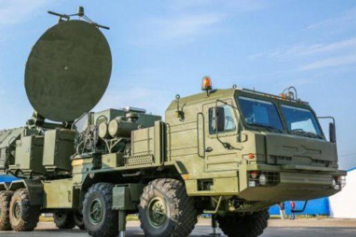 РФ развернула вКрыму комплекс радиоэлектронной борьбы