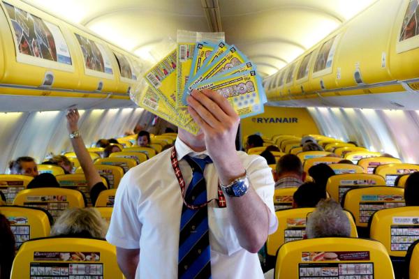 Ryanair виконуватиме зУкраїни рейси за11 маршутами. ОГОЛОШЕНА АКЦІЯ