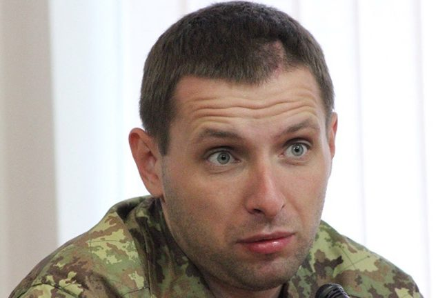 Аброськин просит Луценко посодействовать отнять Парасюка депутатской неприкосновенности
