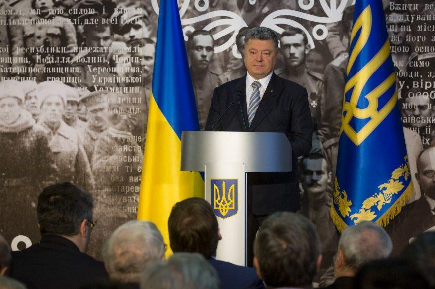 Порошенко— оппозиции: Хотите сражаться против президента? Прошу, однако Украинское государство нерасшатывайте