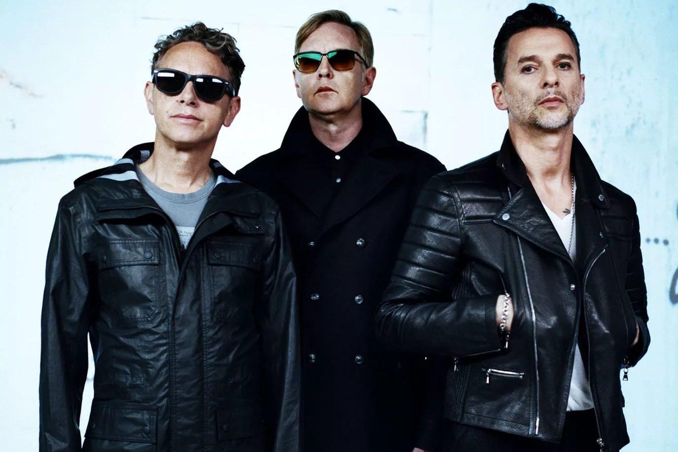 Новый альбом Depeche Mode представят в Москве в день релиза