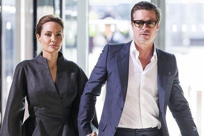 Брэд Питт и Анджелина Джоли продают оливковое масло