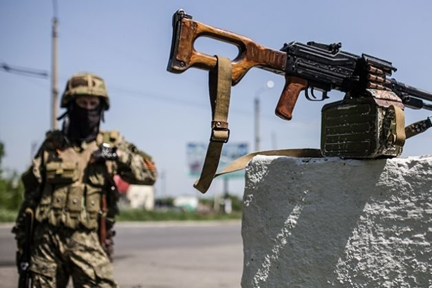 Штаб АТО: Под Троицким умер украинский боец