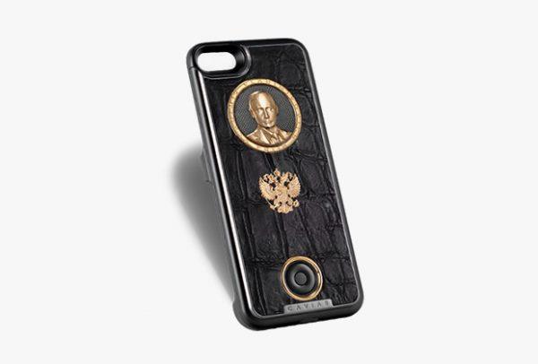 Отечественный бренд Caviar представил «iPhone 7.5»