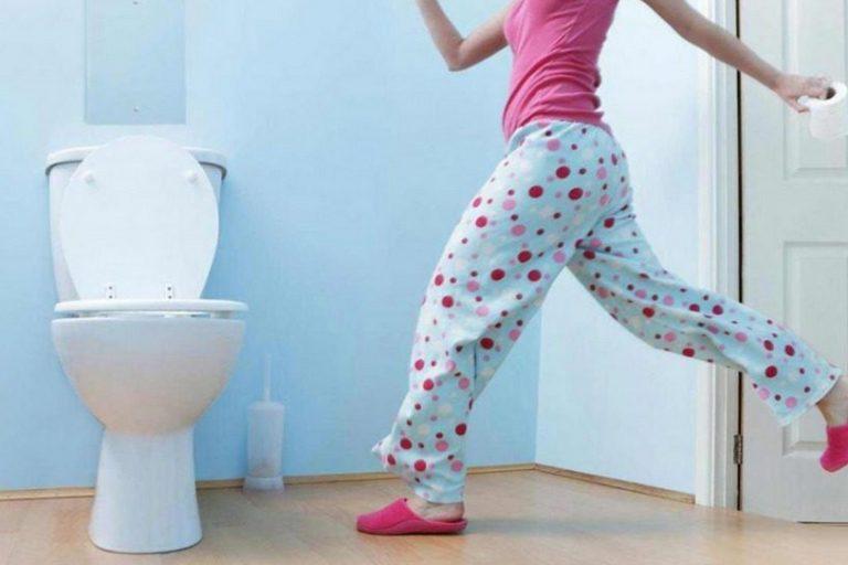 Статус про туалет