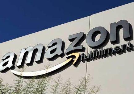 Укрпочта сообщила оприходе Amazon в Украинское государство
