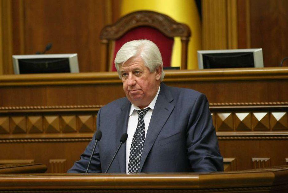 Шокин судится задолжность генерального прокурора
