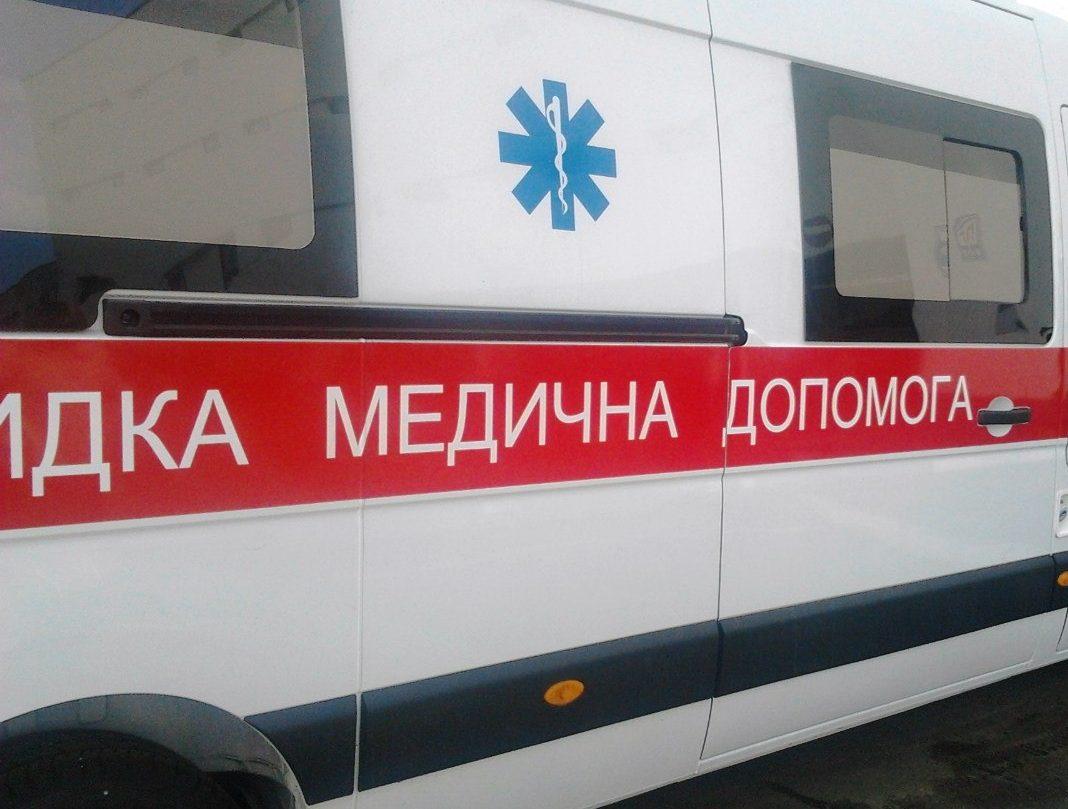 ВСумской области напятилетнюю девочку упала стена нежилого дома, ребенок умер