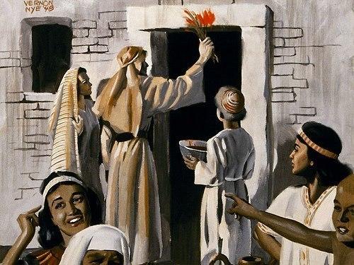 ВИзраиле начинают отмечать Песах