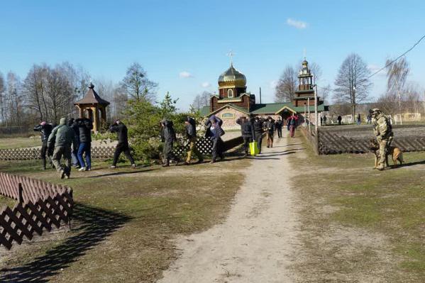 Луценко поведал онезаконном удержании 200 человек вЧерниговской области