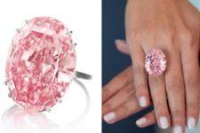 Діамант Рожева зірка