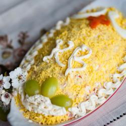 какой салат приготовить на пасху 2014 рецепты с фото