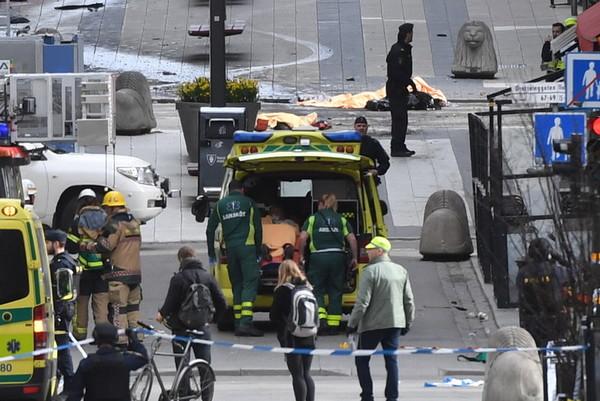 Задержанный выходец изУзбекистана признал вину— Теракт вСтокгольме