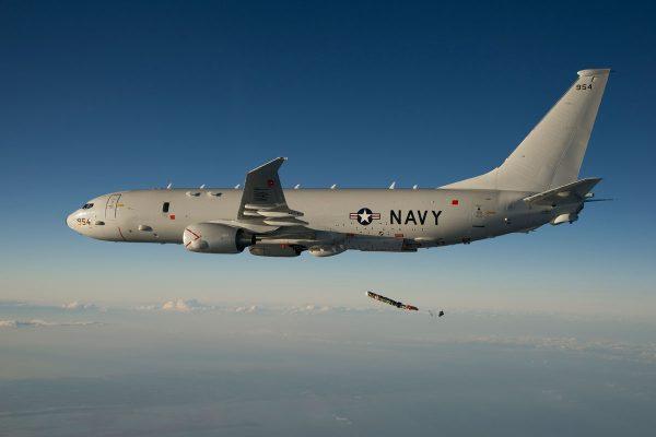 Патрульный самолет США провел разведку около оккупированного Крыма