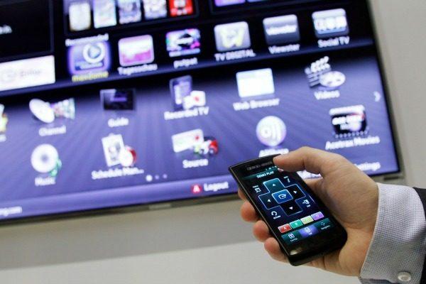 Как из смартфона сделать пульт для телевизора