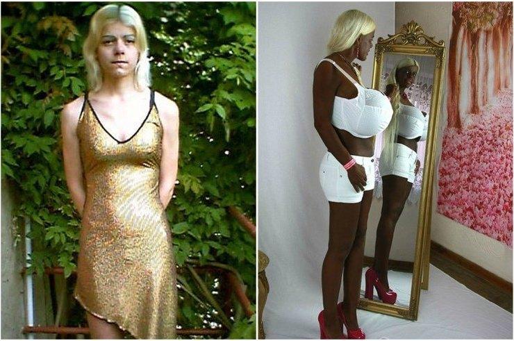 Белая грудь немки фото 60-173