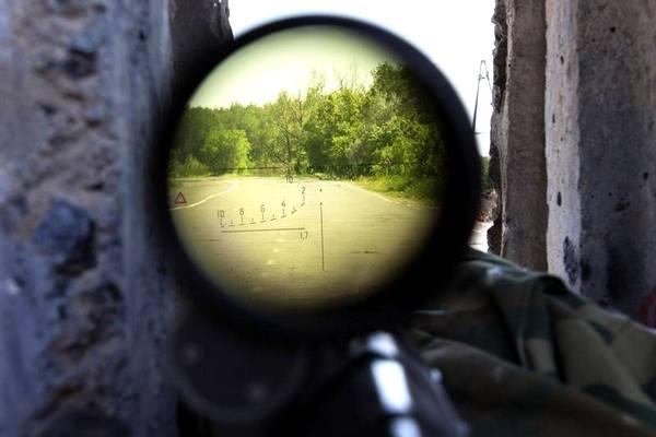 Тымчук объявил оликвидации наемника— Снайперская дуэль