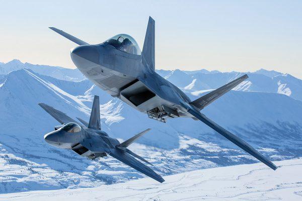 ВСША проинформировали оновом перехвате 2-х Ту-95 вблизи Аляски