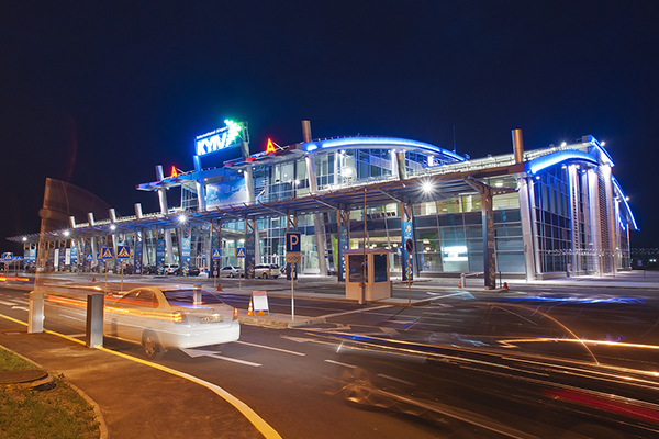 Киевский аэропорт «Жуляны» закрывается наремонт доконца мая