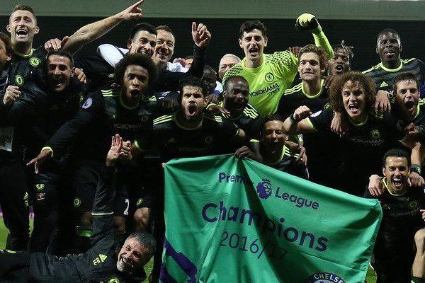 «Челсі» достроково став чемпіоном Англії
