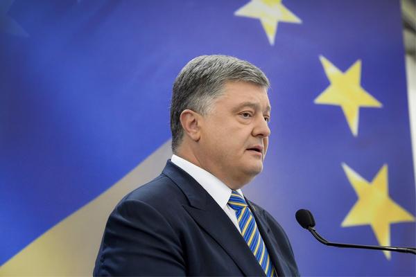 Порошенко сказал , когда Рада может рассмотреть вопрос окрымскотатарской автономии