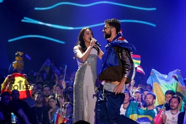 Пранкер Седюк розповів про те, чому він вирішив оголитися насцені Євробачення