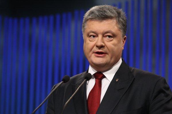Україна востаннє прощається з імперіями— Порошенко