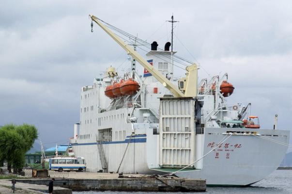 Росія налагодила зКНДР вантажопасажирське морське сполучення