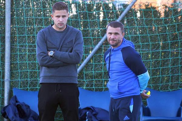 Кравець повертається з Іспанії до«Динамо»