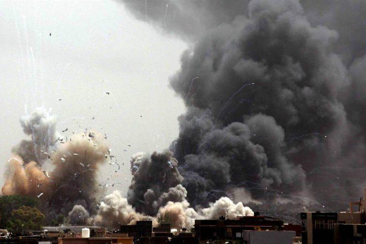 США завдали авіаудар посилах Асада вСирії