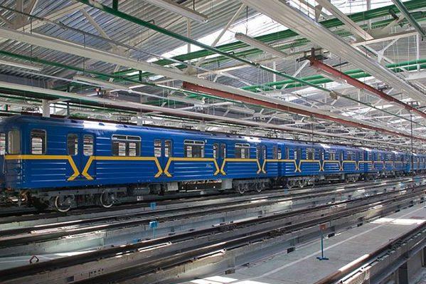 Китайські компанії допоможуть вбудівництві лінії метро вКиєві