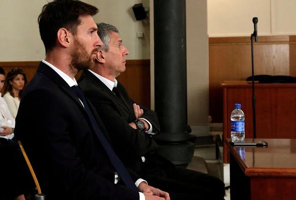 Суд в Іспанії підтвердив тюремний вирок Ліонелю Мессі