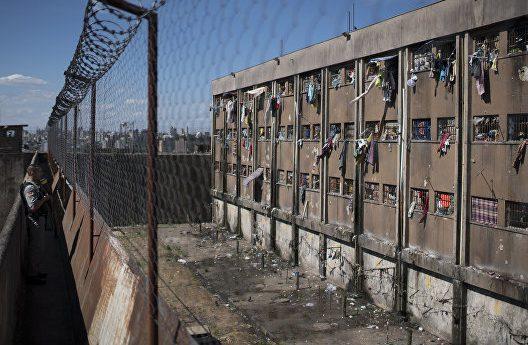 фото заключенных сбежавших