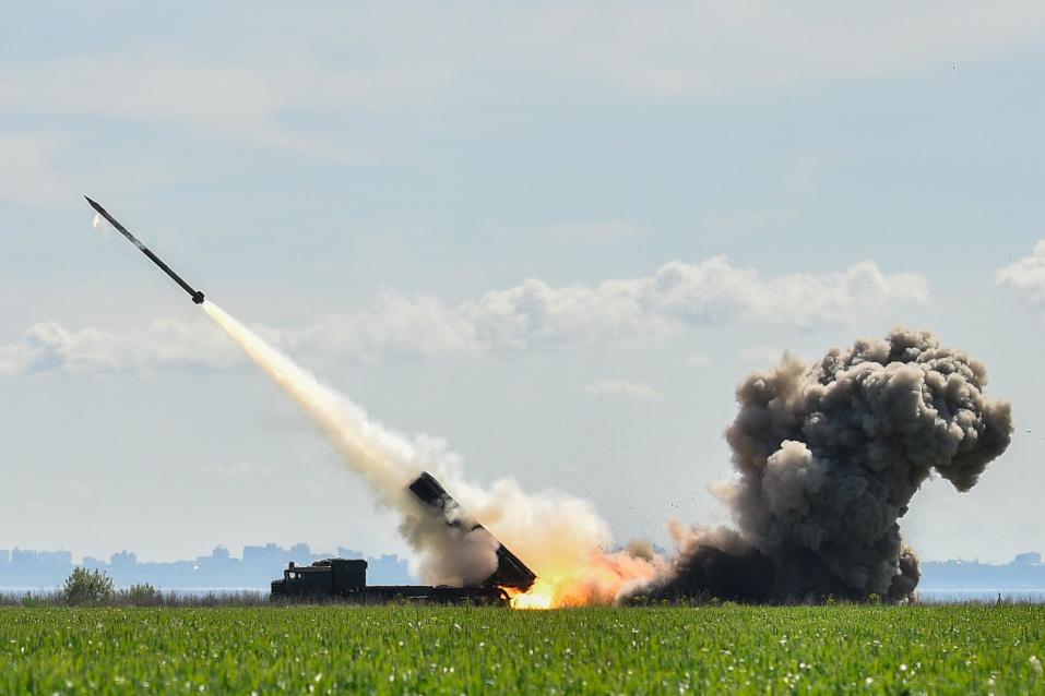 НаОдещині відбулися випробування високоточної керованої ракети заучасті Президента