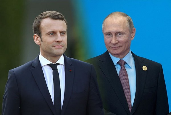 Пушков прокомментировал переговоры Владимира Путина  сМакроном